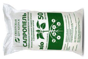 Сапропель – уникальное натуральное удобрение природного происхождения. Как биологическая добавка, включат все необходимые растениям элементы питания.
