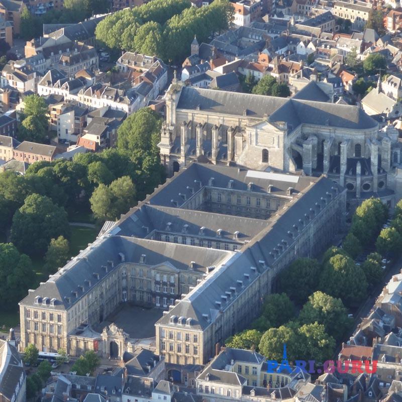 Abbaye Saint-Vaast