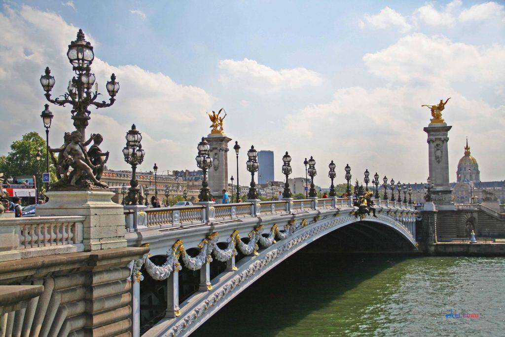 мост александра 3