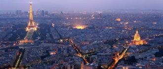 что посетить в париже Франция