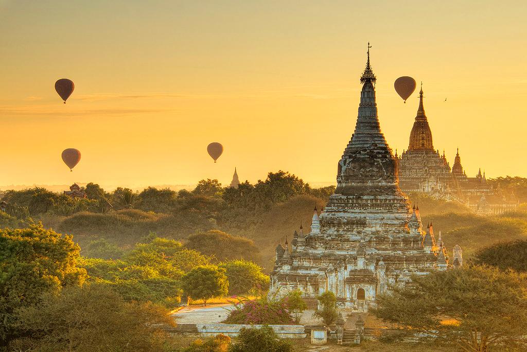 Первозданная природа Мьянмы
