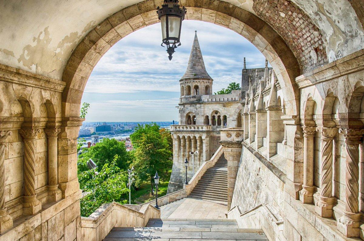 Атмосфера средневековья в Венгрии