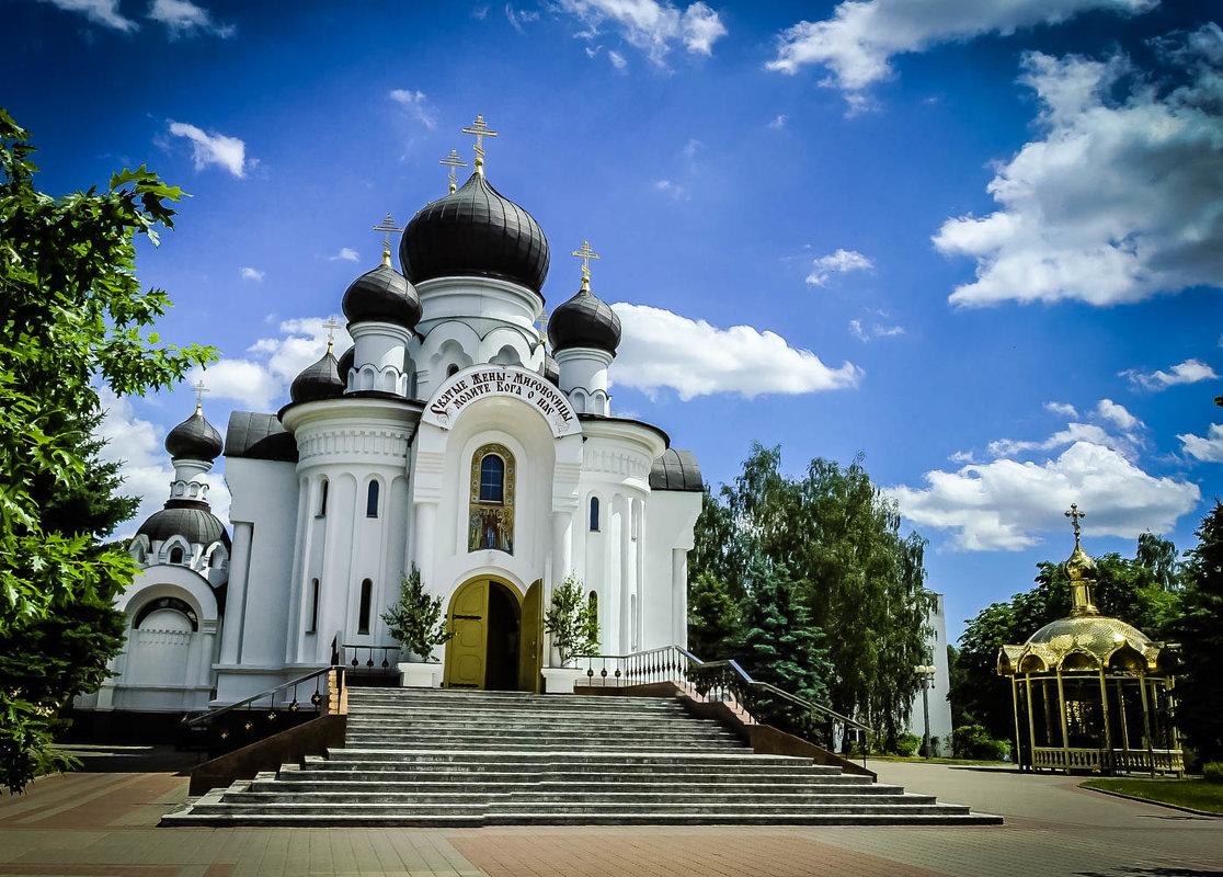 Беларусь. Лучшие места для отдыха