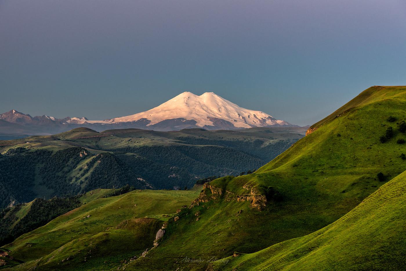 Дружелюбные земли Северного Кавказа