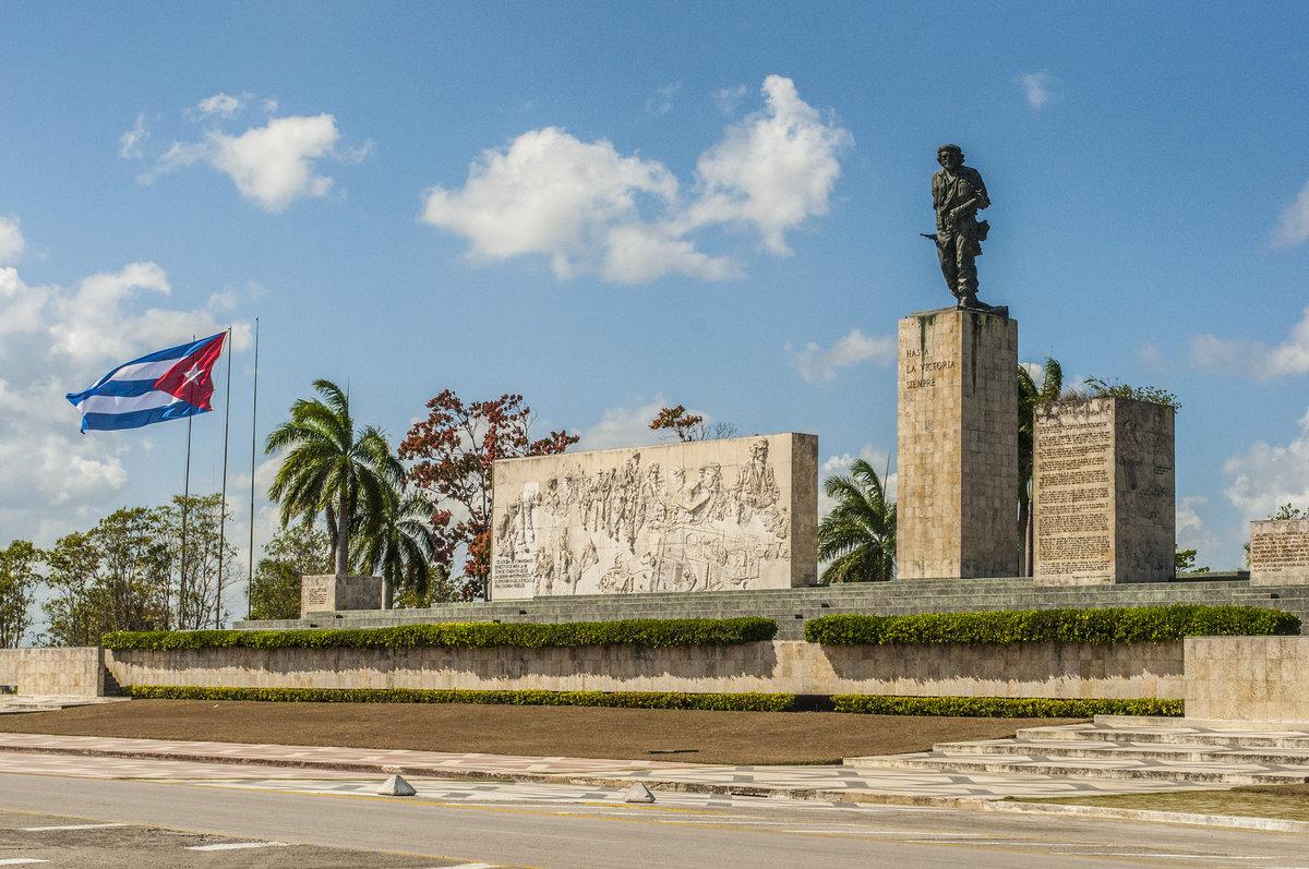 Куба. Курорты. Санта-Клара