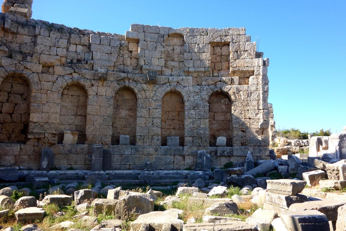 Перге - город, в котором родился известный математик
