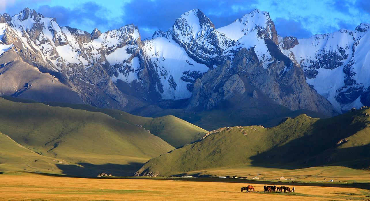 Активный отдых на просторах Узбекистана