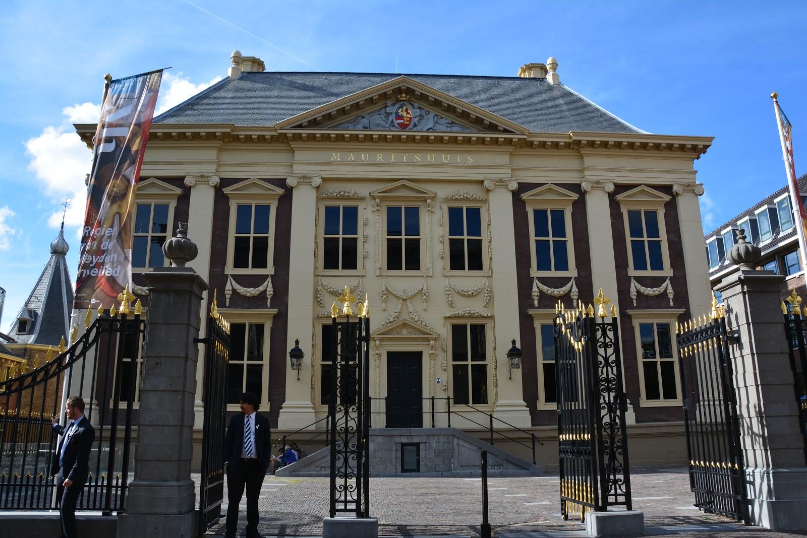 Бинненхоф - исторический центр Гааги (Нидерланды)