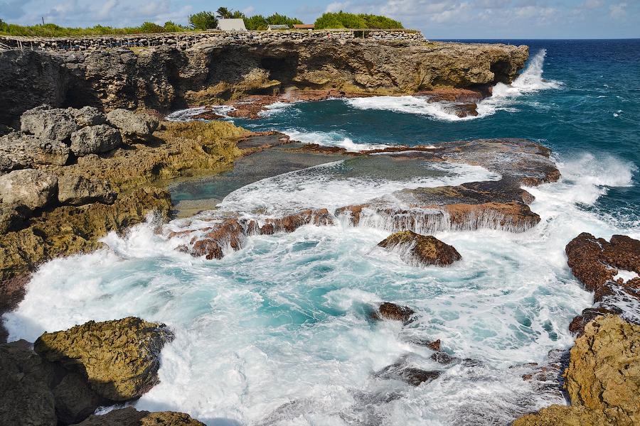 Барбадос. Остров Коралловых рифов и водного спорта