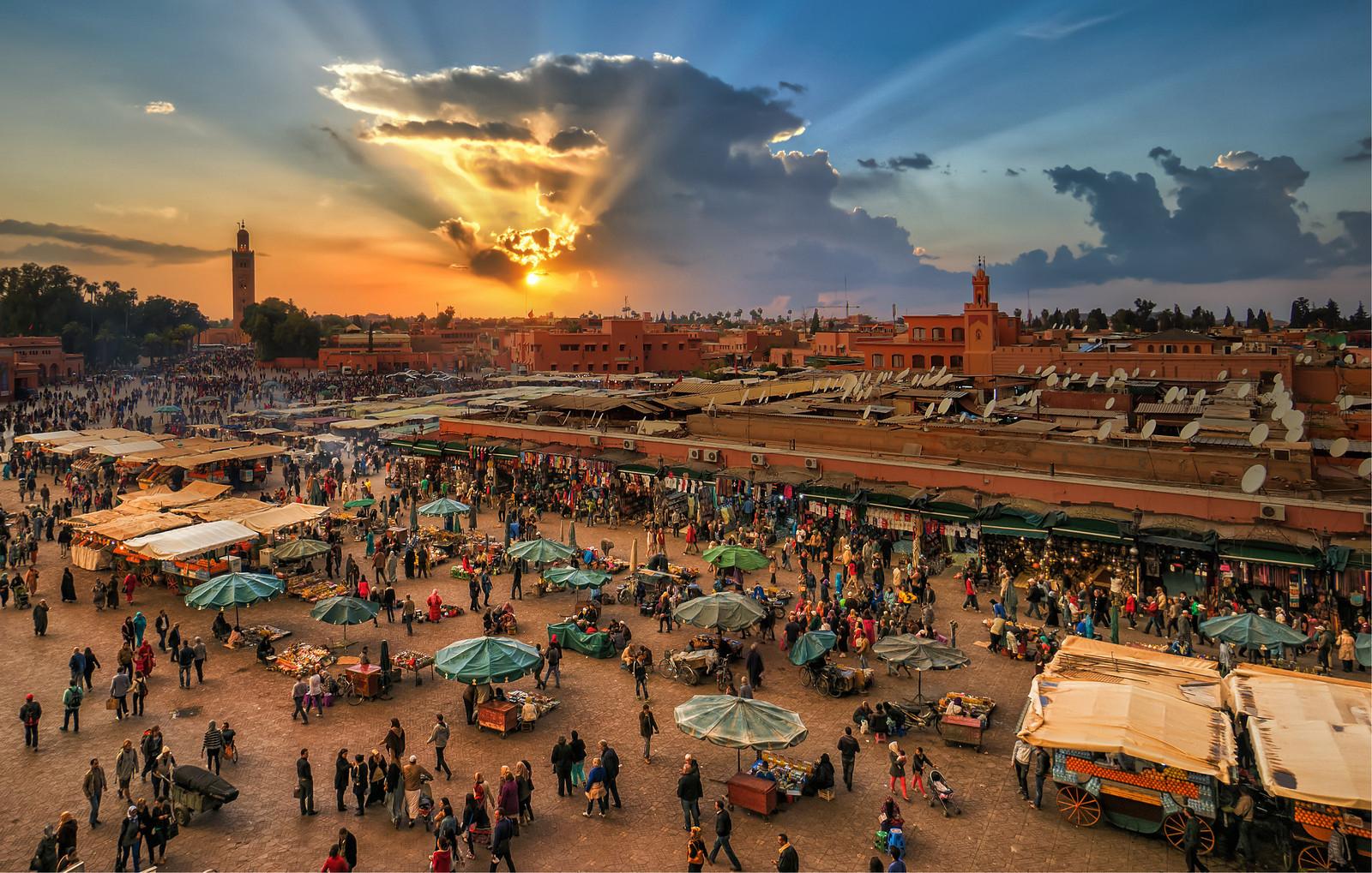Марокко. Страна с несколькими климатическими зонами