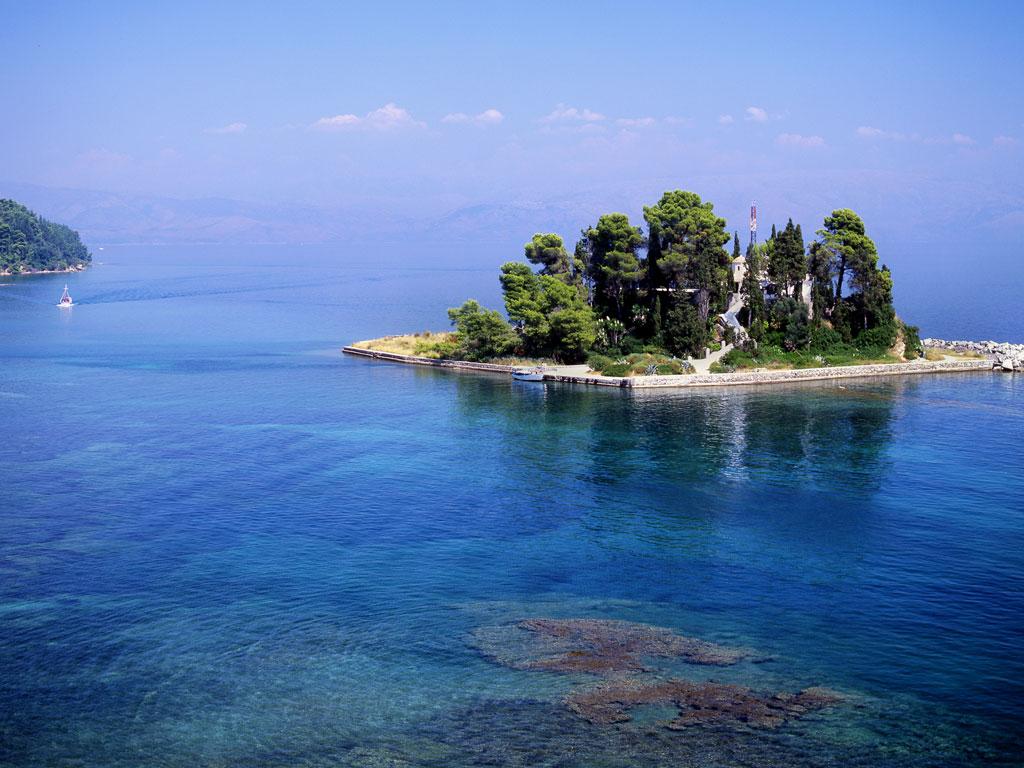Особенности отдыха на островах Греции