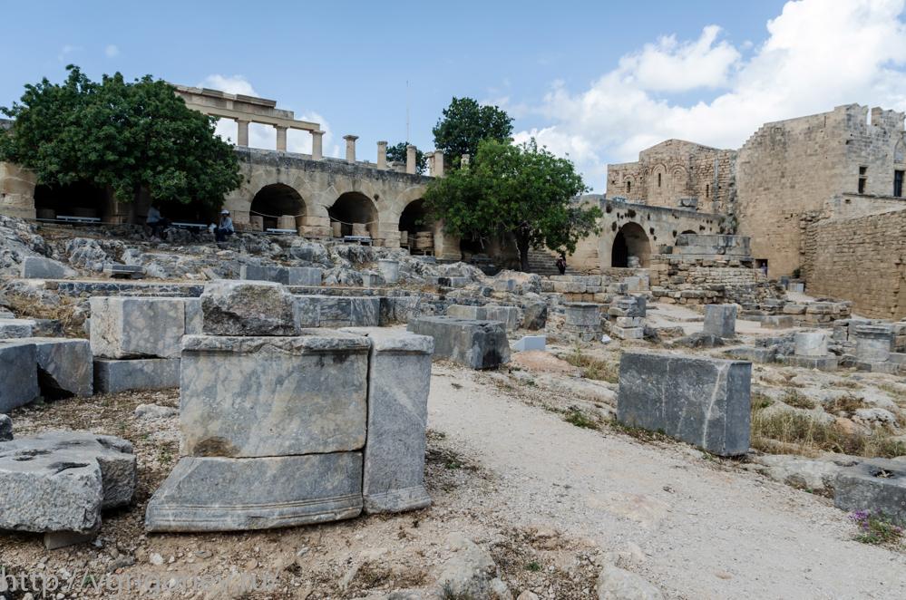 Чем может запомниться туристу остров Родос?