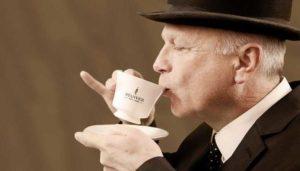 """""""Изысканное"""" употребление чая"""