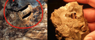 Необычные археологические находки